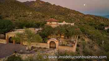 Highest residential real estate sale in the Catalina Foothills in more than a decade - Inside Tucson Business
