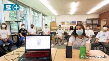 Ennepetal: Schüler fertigen Handyhüllen aus 3D-Drucker an - Westfalenpost