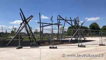 Tourcoing: le parc de l'Union rouvre le 19 juin - La Voix du Nord