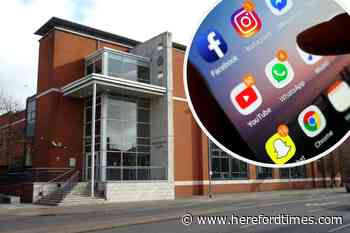 Unpaid work for Hereford man who sent threatening messages