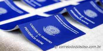 Agência do Trabalho de Guarapuava oferta vagas em 32 áreas nesta quinta-feira (17) – Correio do Cidadão - Correio do CIdadão