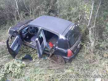 Homem de 25 anos morre em acidente na região de Guarapuava – Correio do Cidadão - Correio do CIdadão