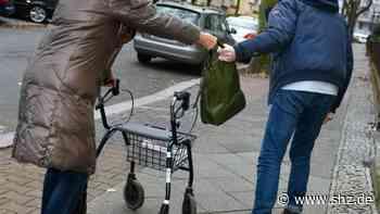 92-Jährige verletzt: Nach dreistem Raub in Rendsburg: Polizei sucht nach weiteren Zeugen   shz.de - shz.de