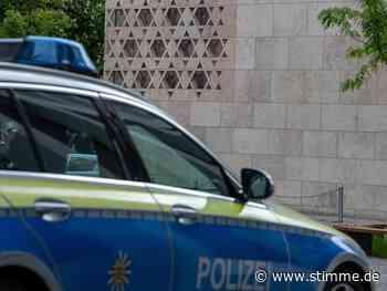 Anschlag auf Synagoge: Polizei sucht mit Fotos nach Täter - Heilbronner Stimme