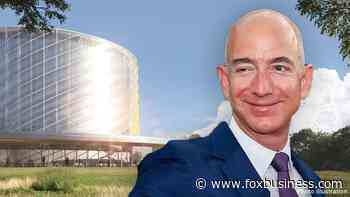 Amazon's Jeff Bezos backing nuclear fusion plant in the UK - Fox Business