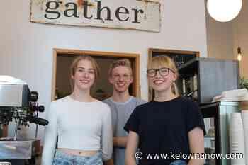 Three young entrepreneurs kick start their business - KelownaNow