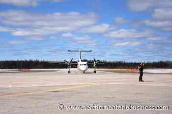 Timmins airport runways get $9.5M in rehabilitation - Northern Ontario Business