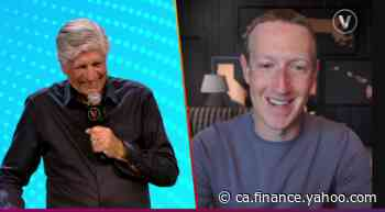 Facebook isn't making a dent in Amazon's business yet, says Mark Zuckerberg - Yahoo Canada Finance