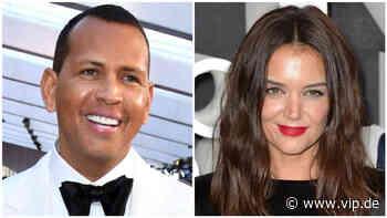 Nach Trennung von Jennifer Lopez: Baggert Alex Rodríguez jetzt an Katie Holmes? - VIP.de, Star News