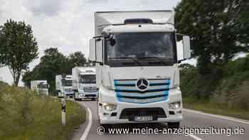 Erster Elektro-Lastwagen von Daimler kommt im zweiten Halbjahr 2021