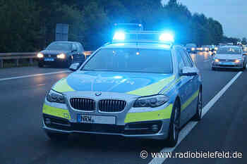 Update: A 2-Sperrung bei Vlotho vorbei, LKW-Diesel war ausgelaufen - Radio Bielefeld