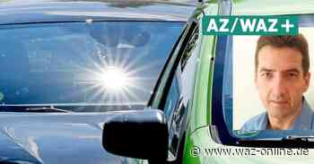 Hitze, Regen, Donner: Tipps zum Autofahren im Sommer vom TÜV in Wolfsburg - Wolfsburger Allgemeine