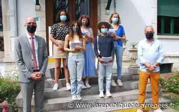 Pau : cinq lycéens de Saint-Do distingués au Concours national de la Résistance - La République des Pyrénées