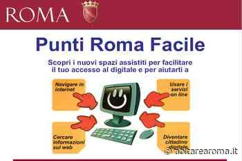 Punto Roma Facile al mercato Borgo Ticino nel XIII Municipio - Abitare a Roma