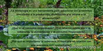 Una nutrida agenda ambiental | Noticias - buenosaires.gob.ar