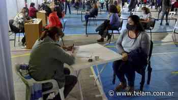 Vacunación y asistencia económica, las prioridades en provincia de Buenos Aires - Télam