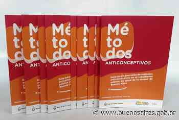 Guía de métodos anticonceptivos 2021 | Noticias - buenosaires.gob.ar