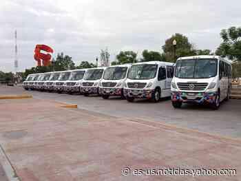 Amplían recorrido de la ruta de camiones 41 sobre Av. Ojocaliente - Yahoo Noticias