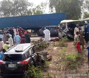 Zaria-Kano auto-crash victims cry out over slow pace of work on Abuja-Kano highway - PR Nigeria