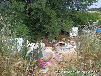ALCALÁ DE HENARES/ Exigen la limpieza de un vertedero de escombros junto al río - Noticias Para Municipios