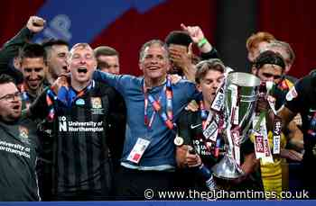 Curle keen to re-create Northampton Town success with Oldham - theoldhamtimes.co.uk