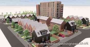 New estate of modern and affordable homes to replace crumbling Oldham tower blocks - Manchester Evening News