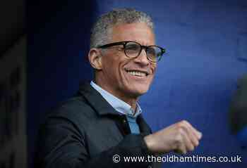 Keith Curle and Mo Lemsagam will work on Oldham transfers together - theoldhamtimes.co.uk
