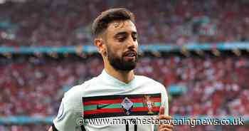 Bruno Fernandes makes surprise Portugal admission ahead of Germany Euro 2020 clash - Manchester Evening News