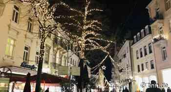 Baden-Baden will 180.000 Euro teure Weihnachtsbeleuchtung - BNN - Badische Neueste Nachrichten