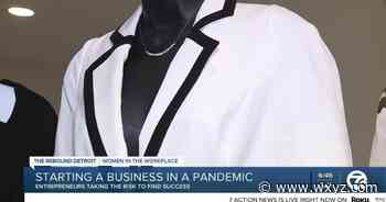 Meet 2 metro Detroit women who have expanded their small business during the pandemic - WXYZ