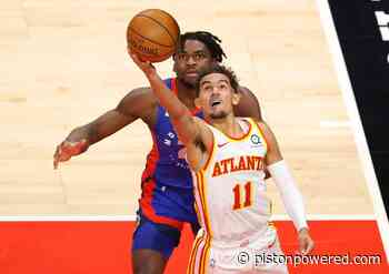 If the Detroit Pistons nail this NBA draft they'll be the Hawks in two seasons - Piston Powered