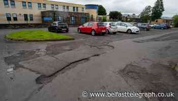 Pothole-ridden health centre car park likened to the Grand Canyon to get £72k facelift - Belfast Telegraph
