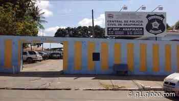 Jovem é preso com 30 kg de maconha em Arapiraca, AL - G1