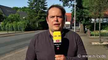 """Mutmaßlicher Schütze gefasst: Polizei in Espelkamp """"geht von Beziehungstat aus"""" - n-tv.de - n-tv NACHRICHTEN"""