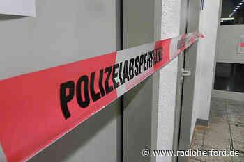 Ermittlungen nach tödlichen Schüssen in Espelkamp - Radio Herford