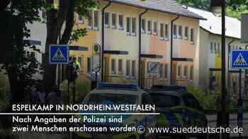 Tödliche Schüsse in Espelkamp: Zwei Opfer - Panorama - SZ.de - Süddeutsche Zeitung
