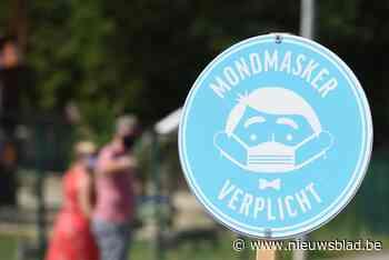 Geen mondmaskerplicht meer in centrum vanaf 19 juni (Vilvoorde) - Het Nieuwsblad