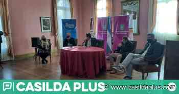 Kaufmann en Casilda: entrega de fondos y boleto educativo rural - CasildaPlus