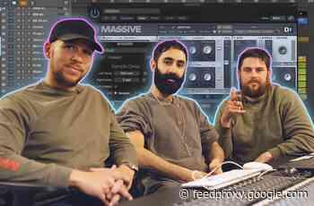 "Spotlight: Watch Rudimental Break Down Their No. 1 Hit Track ""Feel The Love"" for Point Blank"