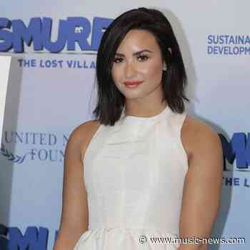 Demi Lovato launches sweepstakes campaign to raise funds for favourite charities