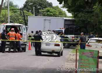 Asesinan sujetos armados a tres hombres en Misantla - Imagen de Veracruz