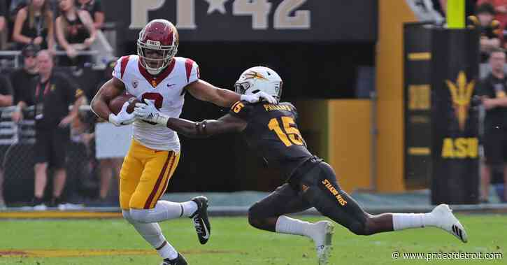 USC beat writer: Amon-Ra St. Brown may be the perfect fit for the Lions