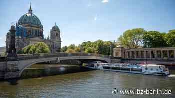 Hitze und kaum Regen – Wieder Wassermangel in der Spree! - B.Z. Berlin