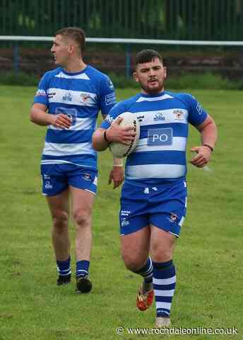Rochdale News   Sport News   Rugby league: Mayfield 30 - 38 Oldham St Annes - Rochdale Online