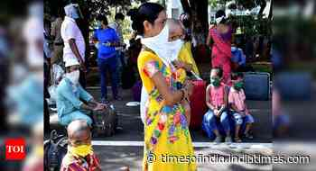 Coronavirus live updates: Only isolated cases may occur in children during 3rd wave, says Centre - Times of India