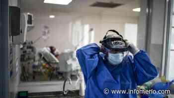 Este jueves se registraron 463 casos de Coronavirus - Infomerlo.com