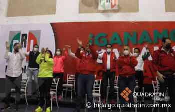PRI gana Pachuca, Actopan, Huichapan y Metepec; 14 para Morena - Quadratín Hidalgo