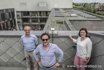Zonnepanelen op woonzorgcentrum bespaart aanplant 9.000 bomen - Het Nieuwsblad