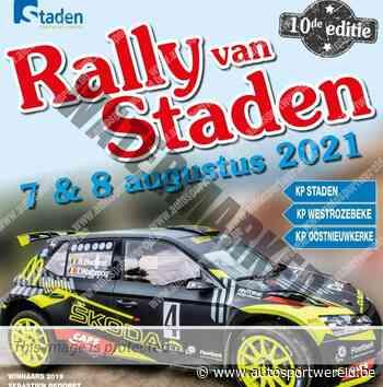 Rally van Staden 2021: Onboards online - Autosportwereld - Autosportwereld