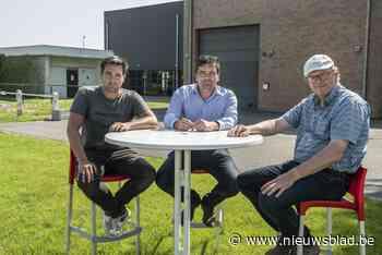 SK Staden bouwt EK-dorp op voetbalveld - Het Nieuwsblad